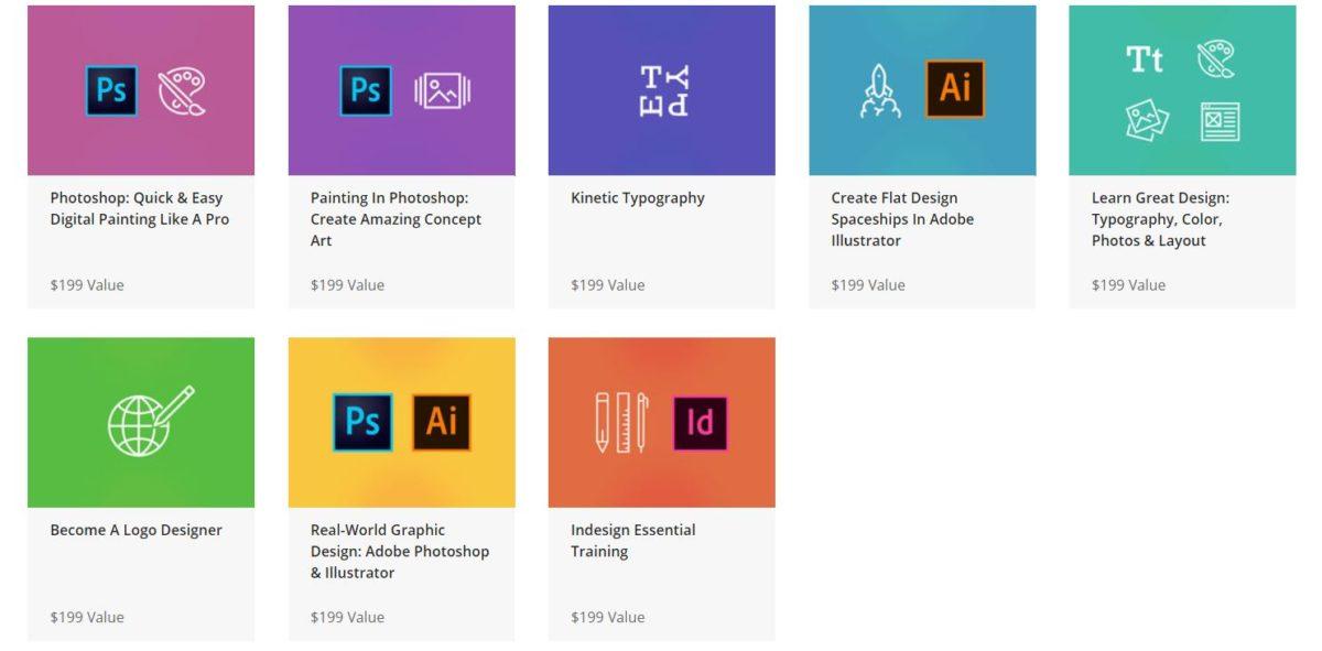 The Ultimate Graphic Design Bundle