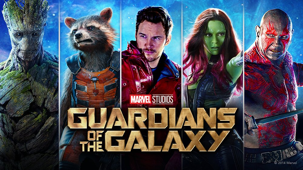 guardians of the galaxy disney plus
