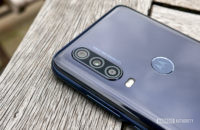 motorola one action review camera