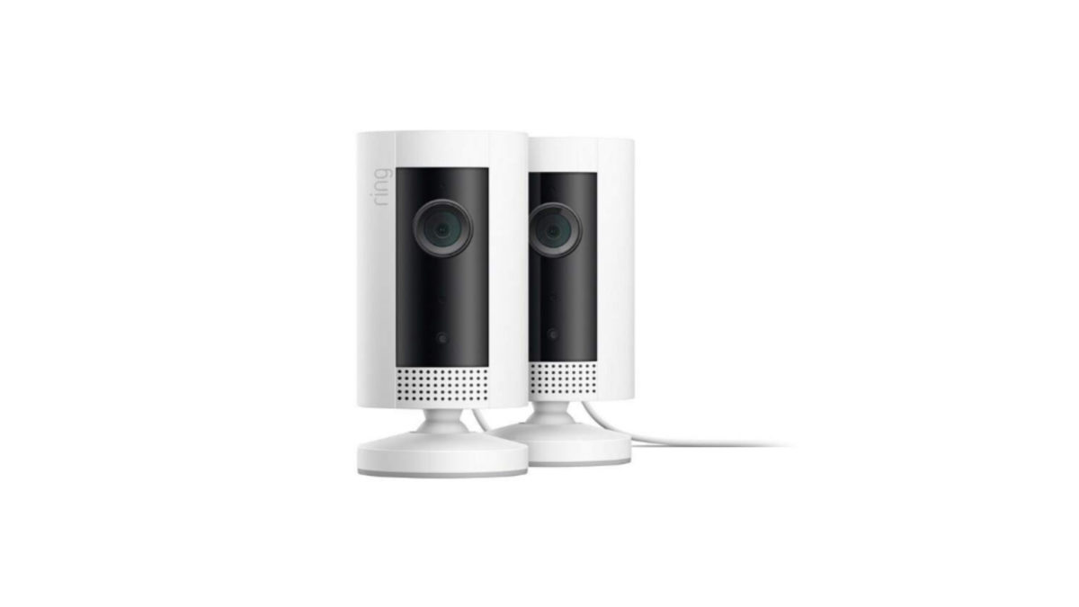 Ring Indoor Camera two pack