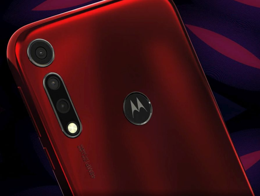 Motorola Moto G8 Leaked Poromo Images 2