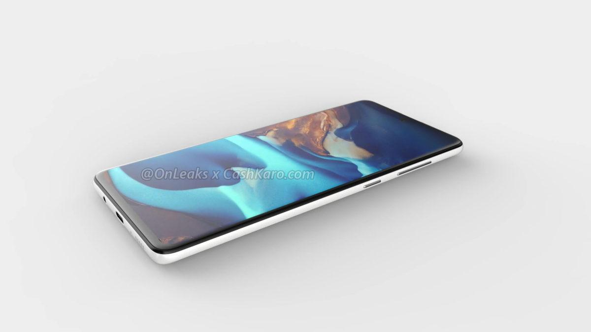 Samsung Galaxy A71 leak 1