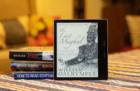 Amazon Kindle Oasis profile shot