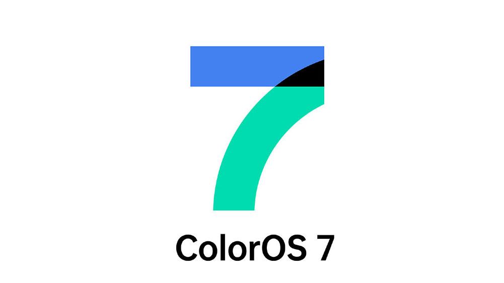 Oppo Color OS 7 logo
