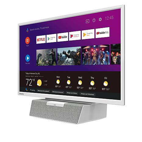 Philips compact kitchen smart TV angle