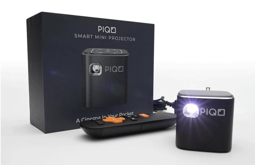 Piqo Mini Projector box contents