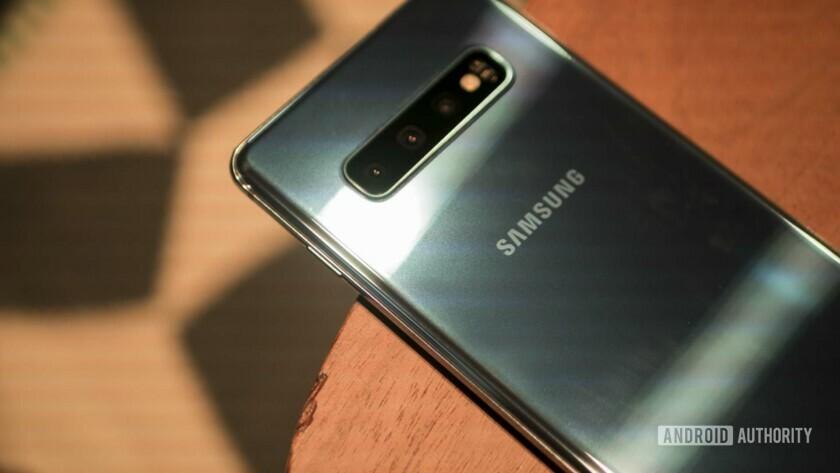 Samsung Galaxy S10 Prism Back