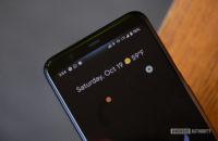 Google Pixel 4 XL Motion Sense light 4