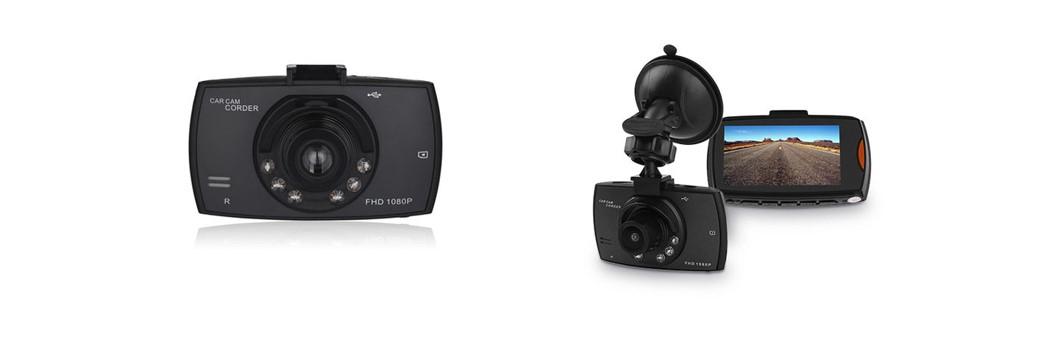 1080p HD Dashcam