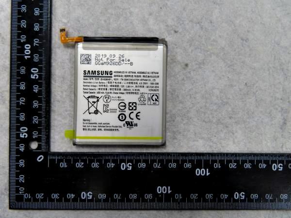 samsung galaxy s11e battery leak