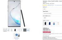 Samsung Galaxy Note 10 Plus Best Buy Sale