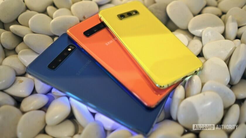 Samsung Galaxy S10 Plus hands on