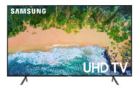 Samsung 75 inch 4K smart TV with HDR