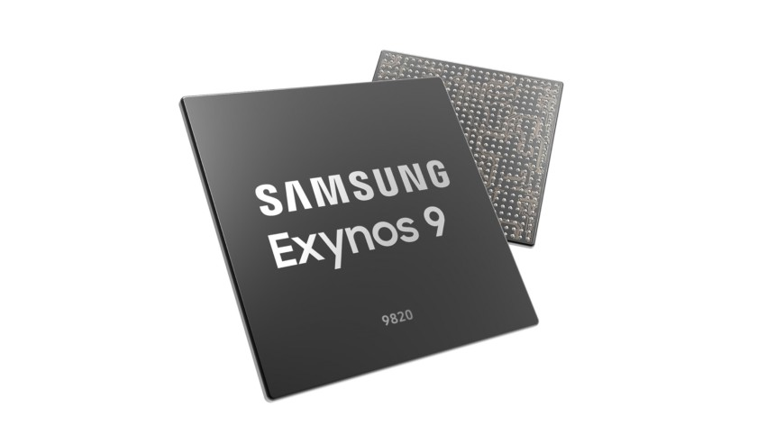 The high-end Samsung Exynos processors used custom CPU cores.