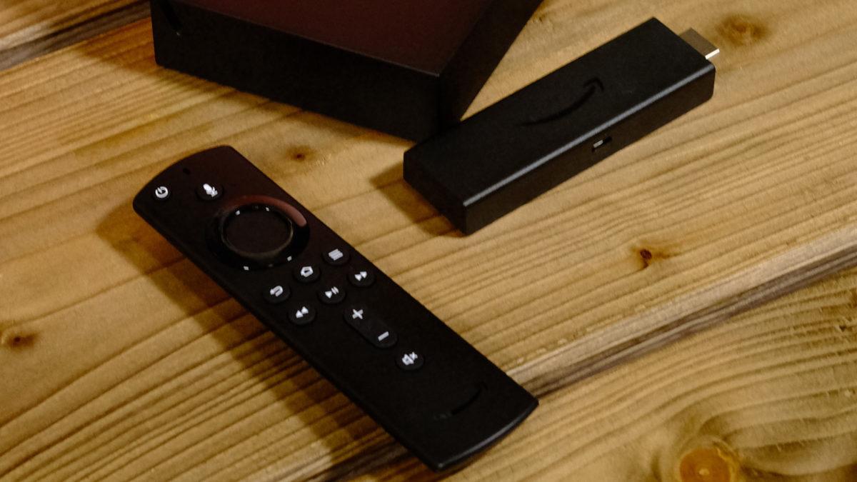 Amazon Fire Stick 4K and Fire Remote