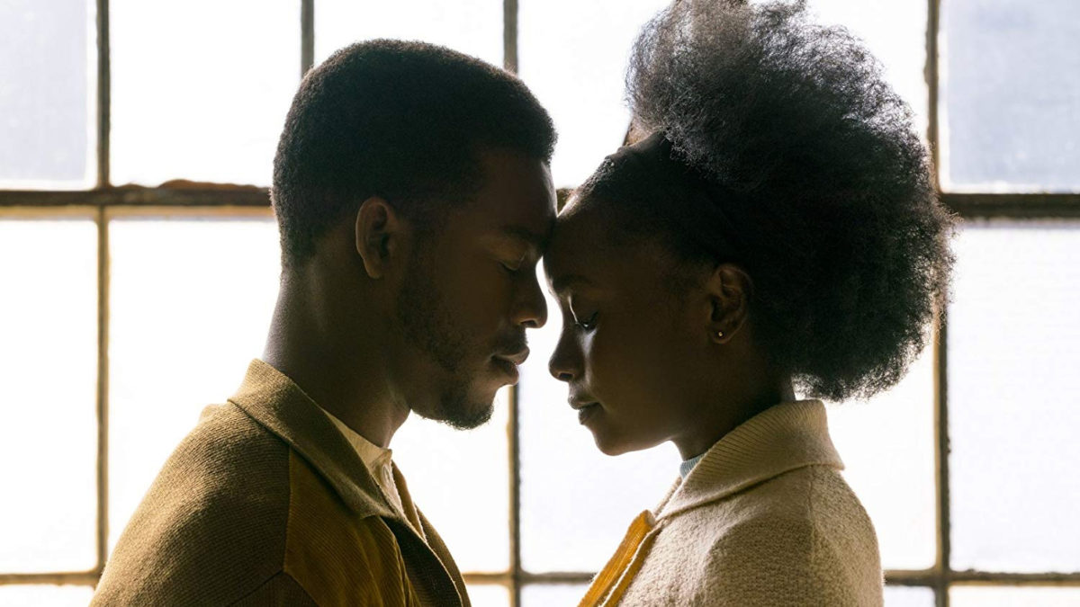 best romance movies on Hulu - If Beale Street Could Talk image from the movie