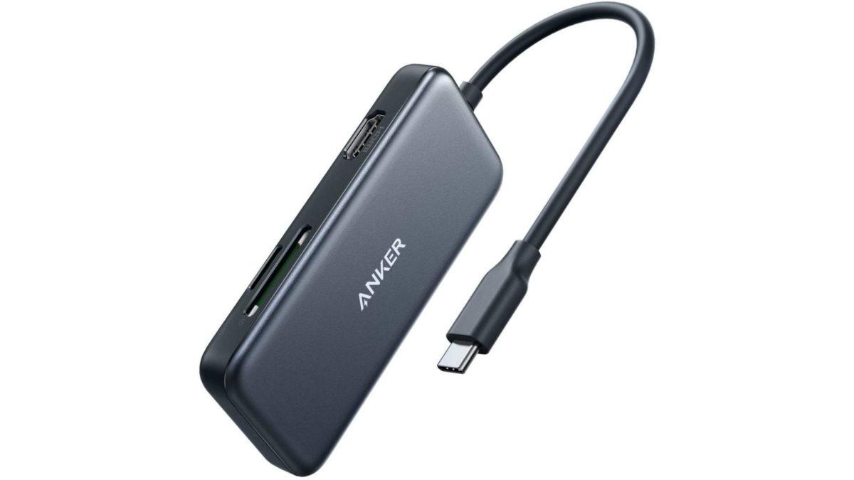 Anker USB C Hub Adapter