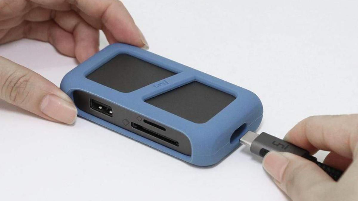 Uni USB C Hub