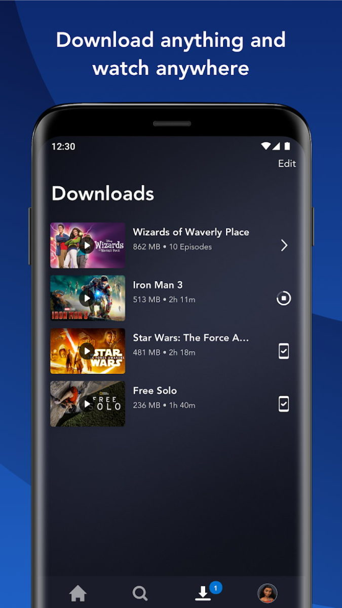 disney plus android app 3