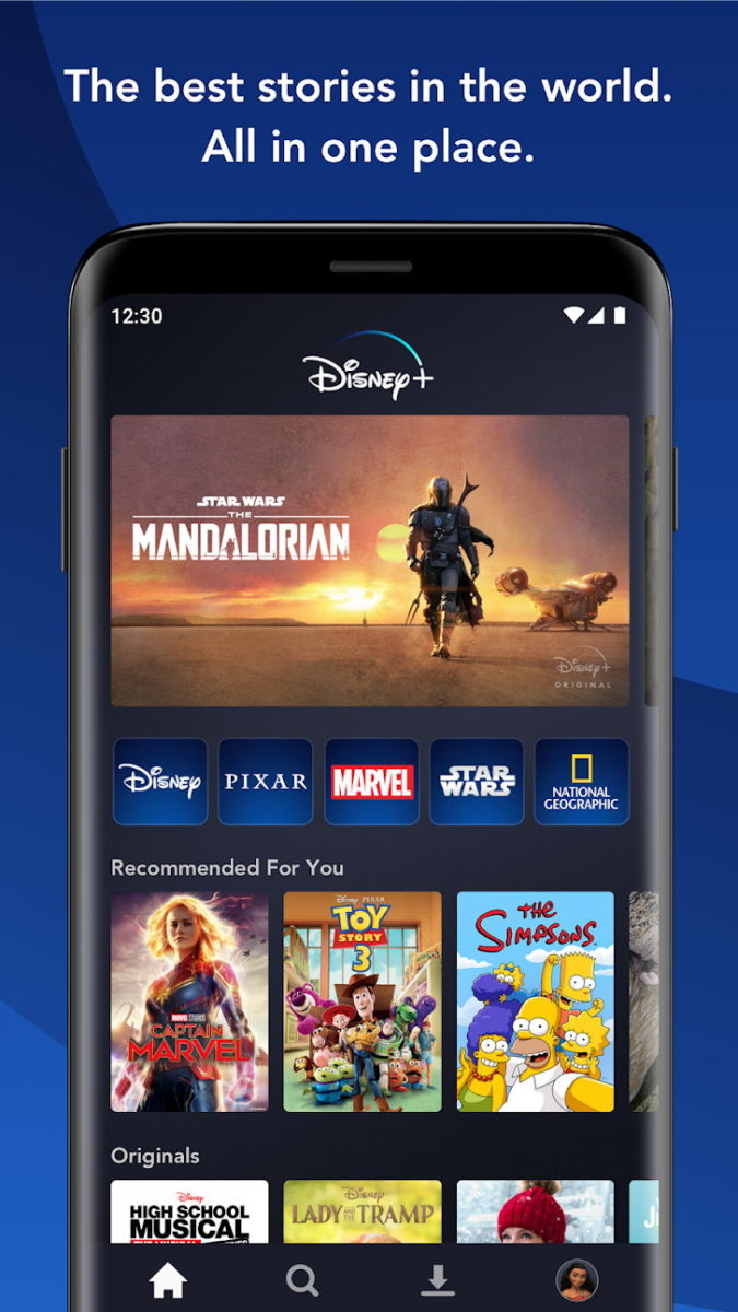 disney plus android app 4