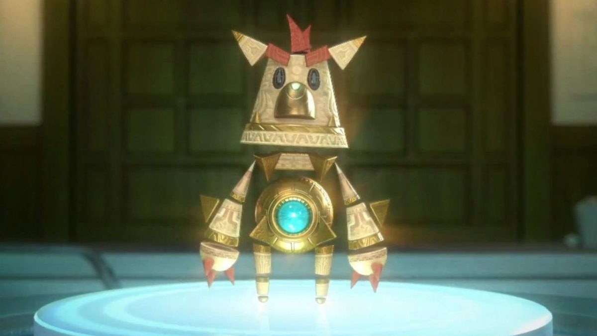 knack ps4 launch title