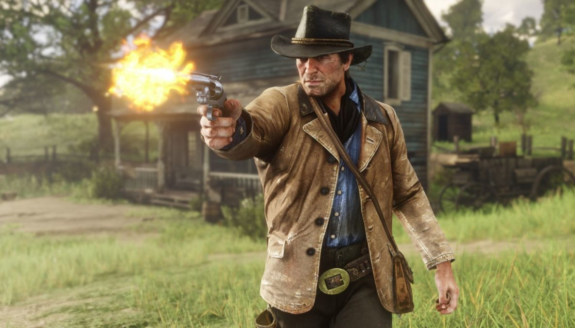 red dead redemption 2 stadia 1