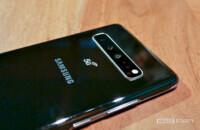 Samsung Galaxy S10 5G camera