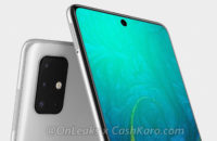 Samsung Galaxy A71 leak