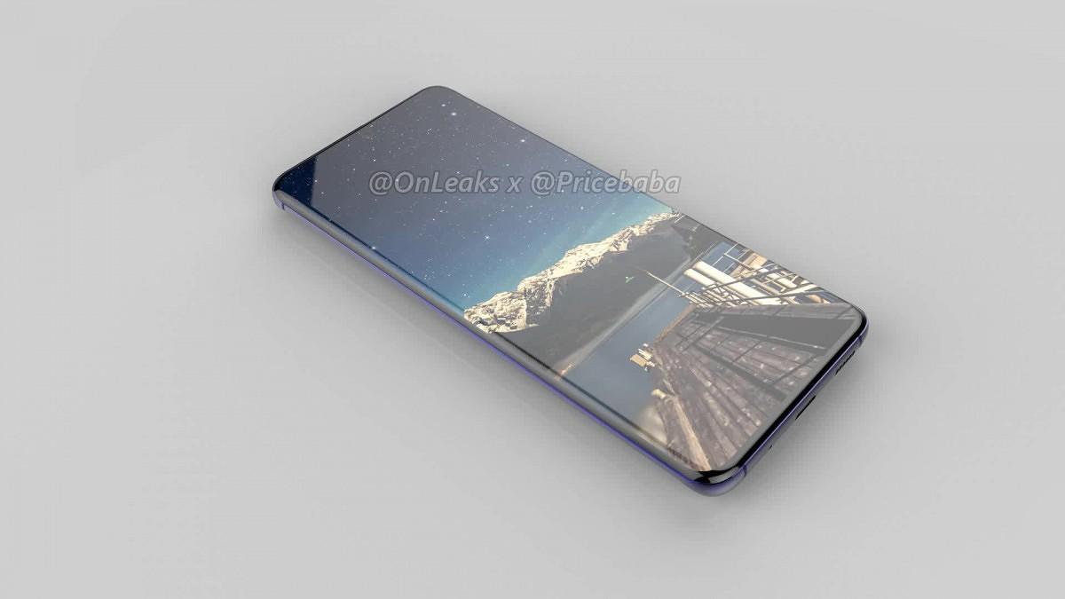 Samsung Galaxy S11e renders 4