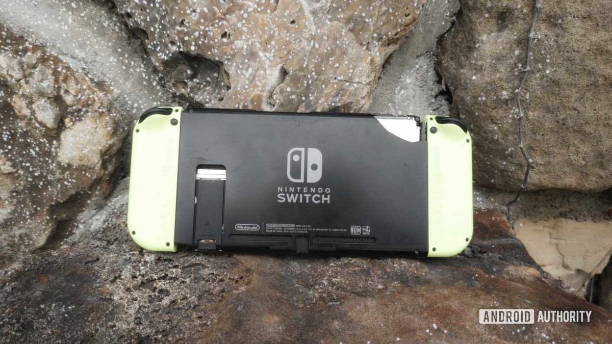 broken switch 1 2