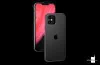 Apple iPhone 12 Concept Render PhoneArena