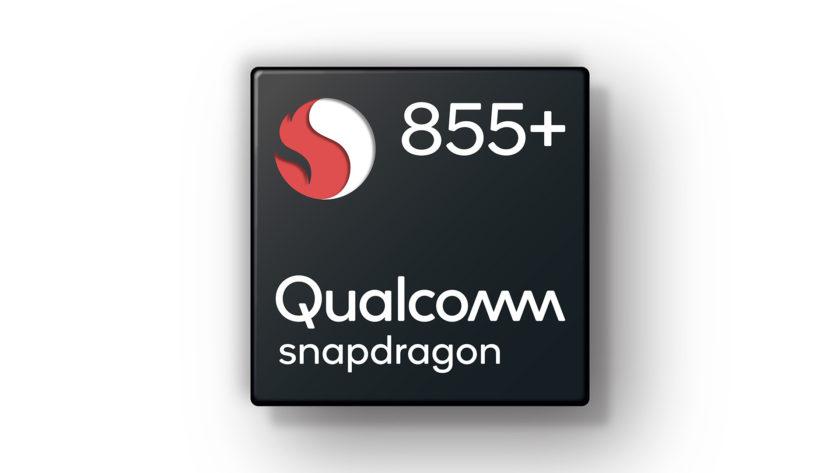 Qualcomm Snapdragon 855+ Mobile Platform Badge