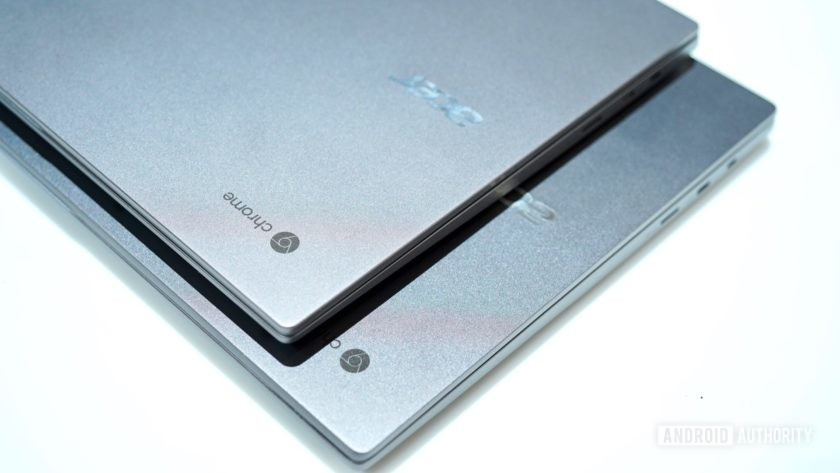 Acer Chromebook 714 and 715 progile