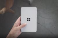 Microsoft Surface Duo screenshot