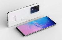 Samsung Galaxy S11 Plus Renders OnLeaks 2