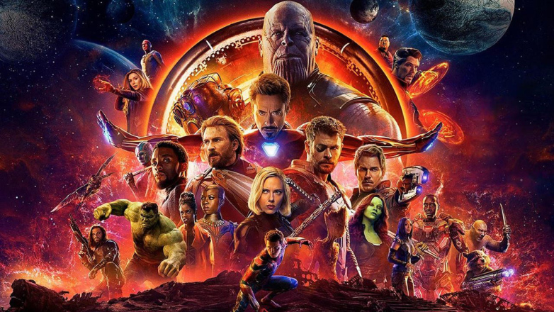 avengers infinity war action movies on netflix