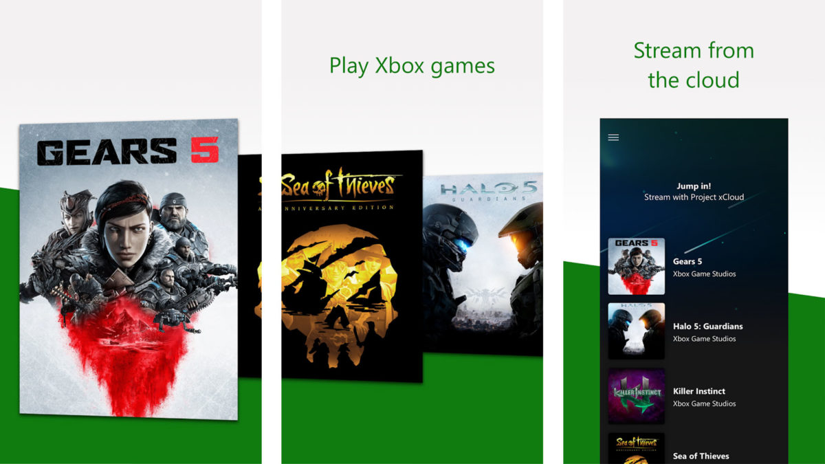 Xbox Game Streaming screenshot for the best new android apps list