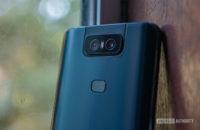 zenfone 6 camera in light