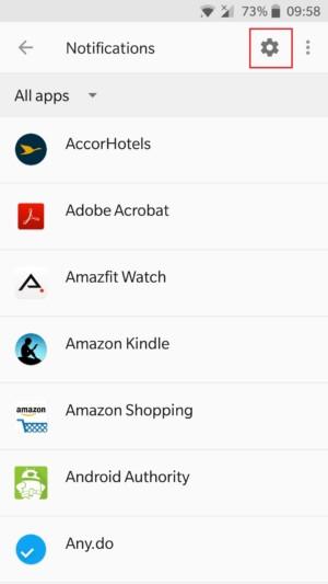 android settings hide sensitive data from lock screen