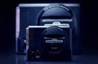 Sega Genesis Mini press render