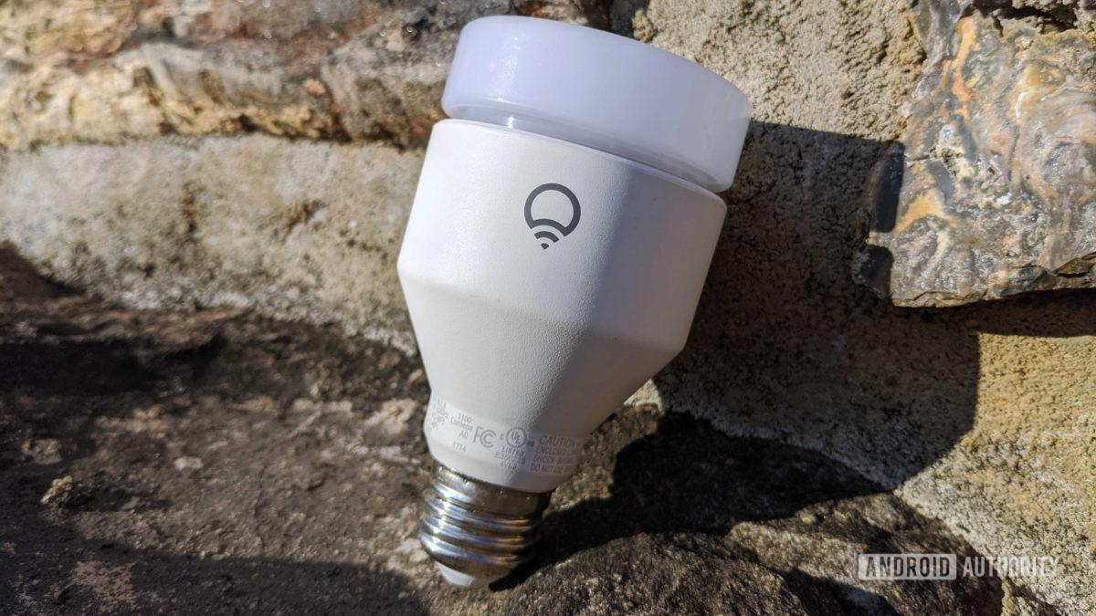 lifx bulb pi