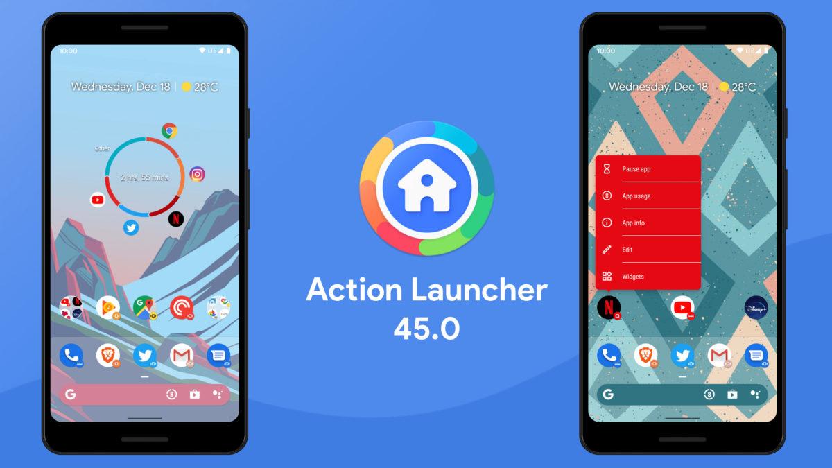 Action Launcher 45