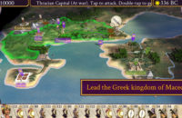 best new android games - ROME Total War screenshot for the best new android games listy