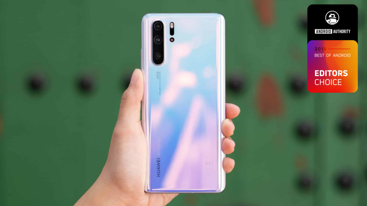 huawei p30 pro best of android editors choice 2019