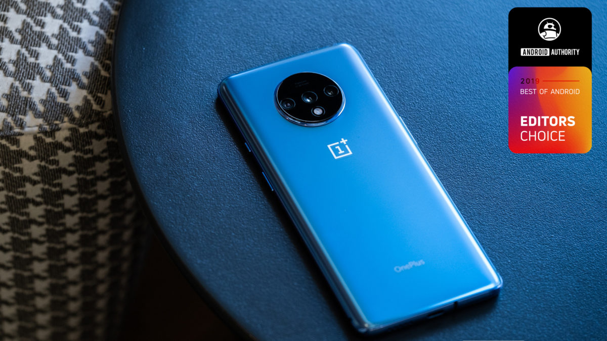 oneplus 7t best of android editors choice 2019