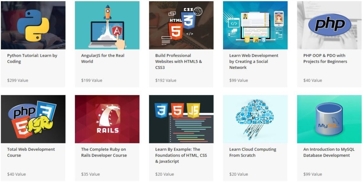 Learn To Code Courses