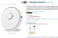 Roborock vacuum Amazon deal