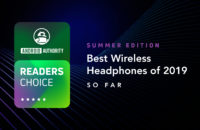 Readers Choice Best Wireless Headphones of early 2019 banner