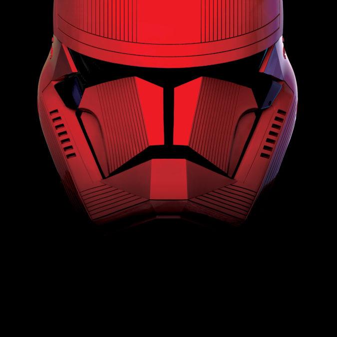 samsung galaxy note 10 plus star wars edition sith trooper helmet wallpaper