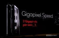 Two gigapixels per second Snapdragon 865 slide